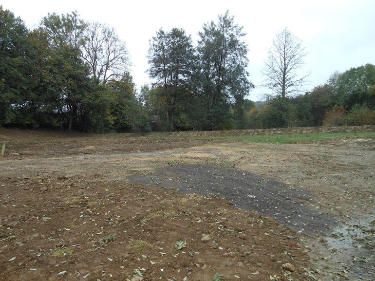 Arlon – Udange,Lotissement de 17 terrains à bâtir
