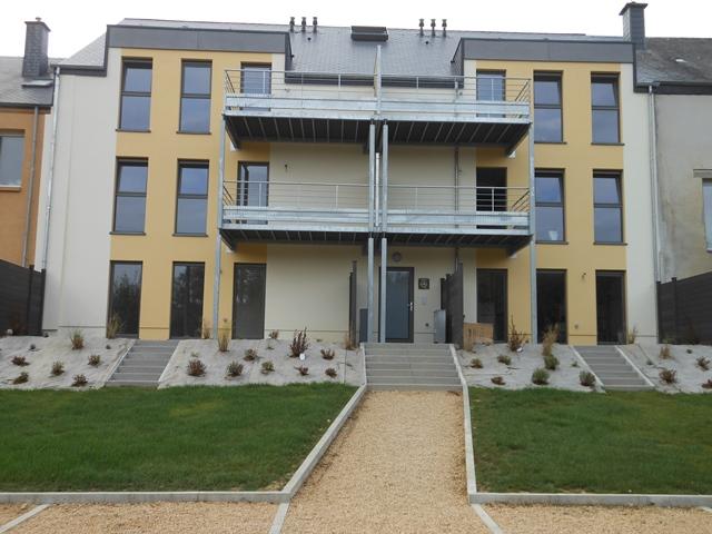 MESSANCY- appartement récent de 80 m² avec 2 chambres