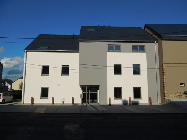 ARLON-STOCKEM: Appartement au rez de standing dans une nouvelle résidence