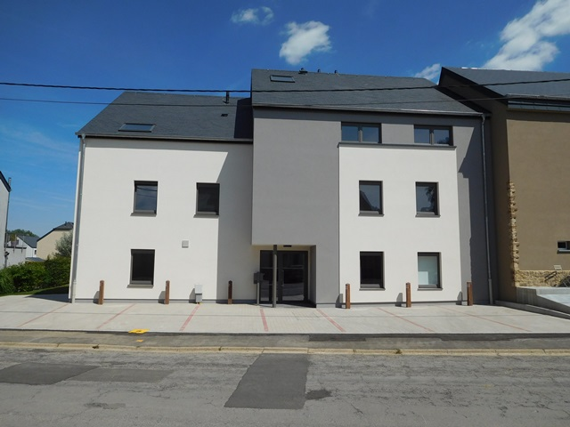 STOCKEM-ARLON: Appartement neuf de standing au 2ème étage de 201 m²
