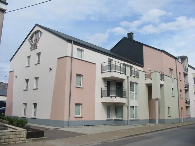 ARLON – Appartement au rez, 1 chambre, à proximité du centre-ville et de la gare