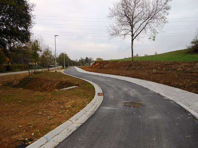 ARLON – UDANGE : Terrain à bâtir dans un nouveau lotissement pour construction de maisons 3 ou 4 façades
