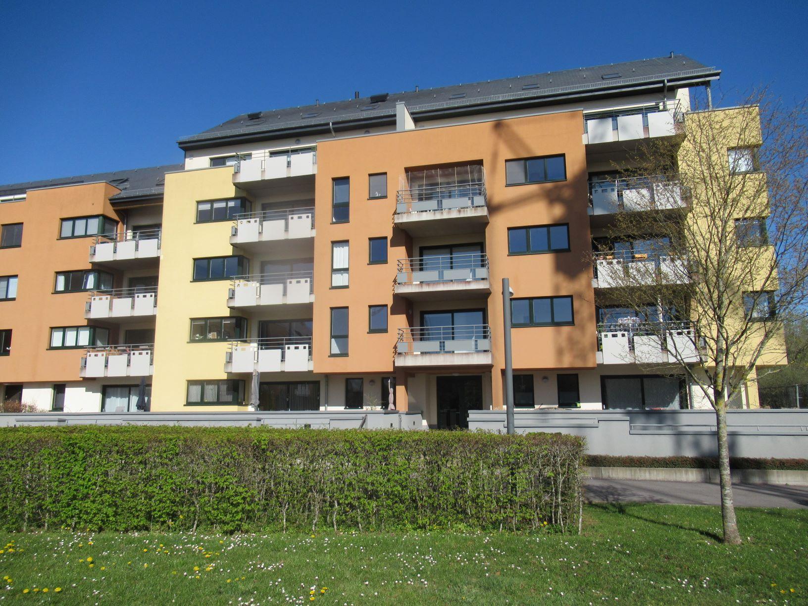 ARLON-Appartement 2 chambres au calme avec garage à proximité du centre ville